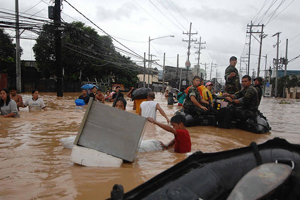 Philippines Disaster Aftermath